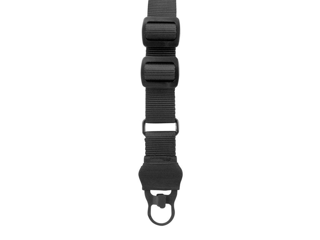 Steel Mash Hooks 2 Point Sling - Black