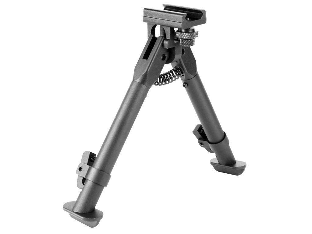 AR Handguard Matte Black Bipod