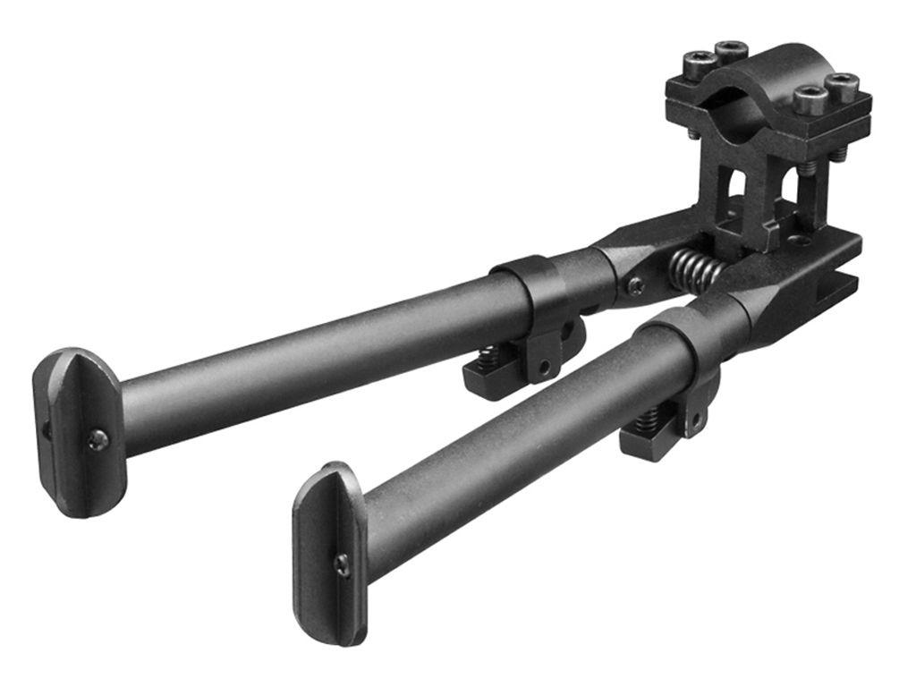 Universal Adjustable Barrel Clamp Aluminum Bipod