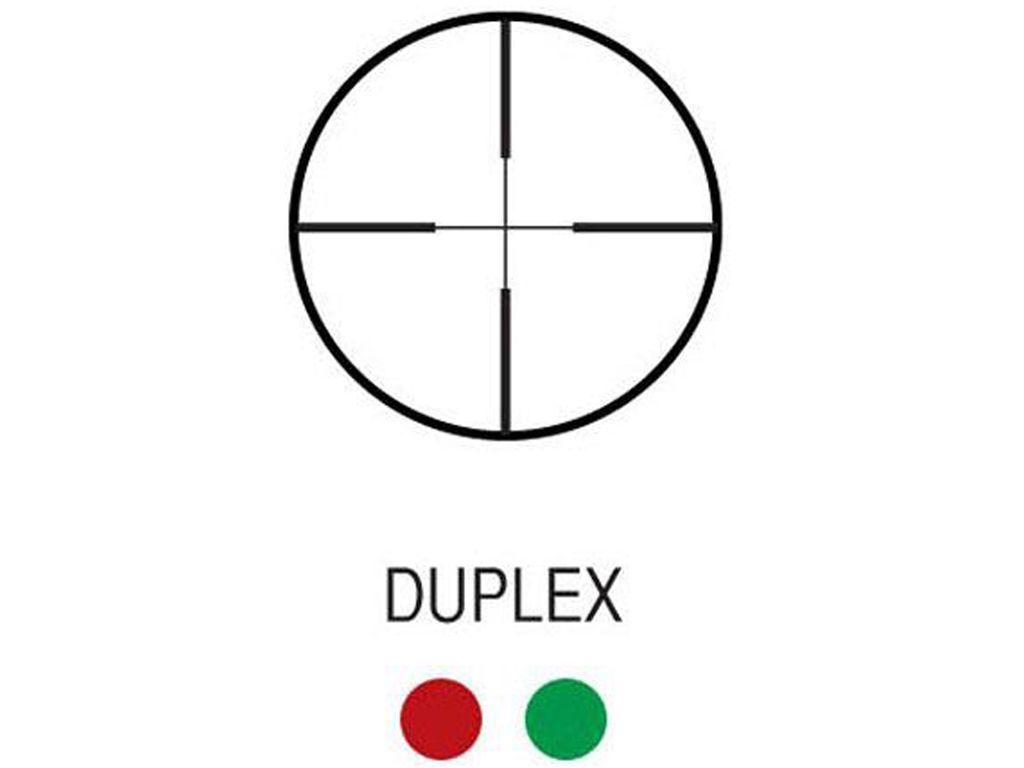 2-7X32 Scout Scope w/ Red Laser and Rings
