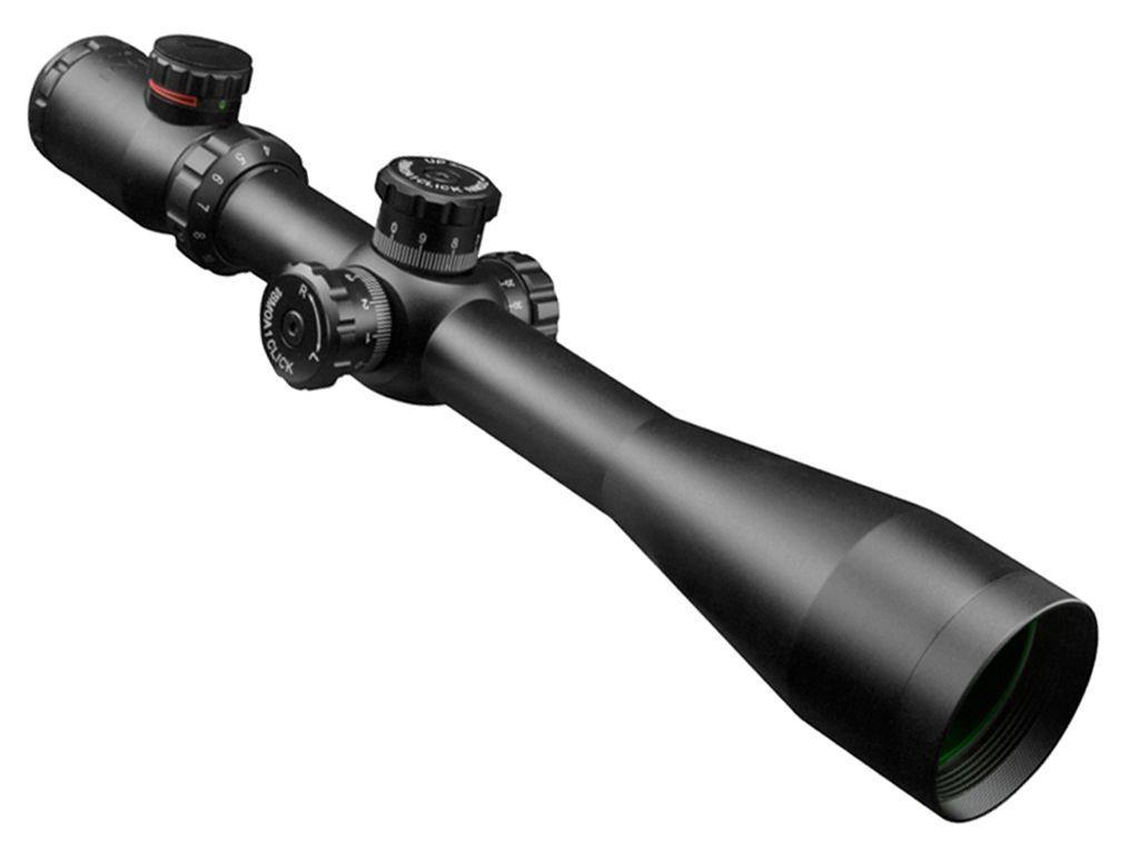XPF Series 4-16X50mm Dual-illuminated Rifle Scope