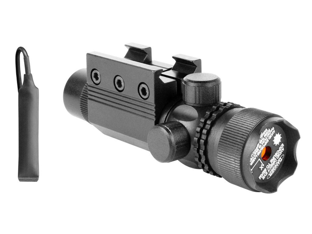 5mw Aluminum Tactical Green Laser Sight
