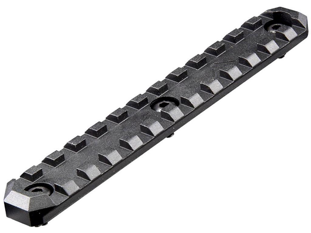 15 Slot Picatinny M-LOK Rail Section