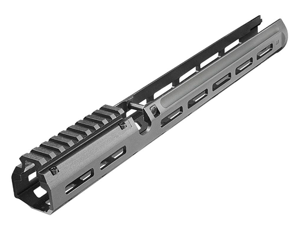 Extended Aluminum M-Lok Handguard