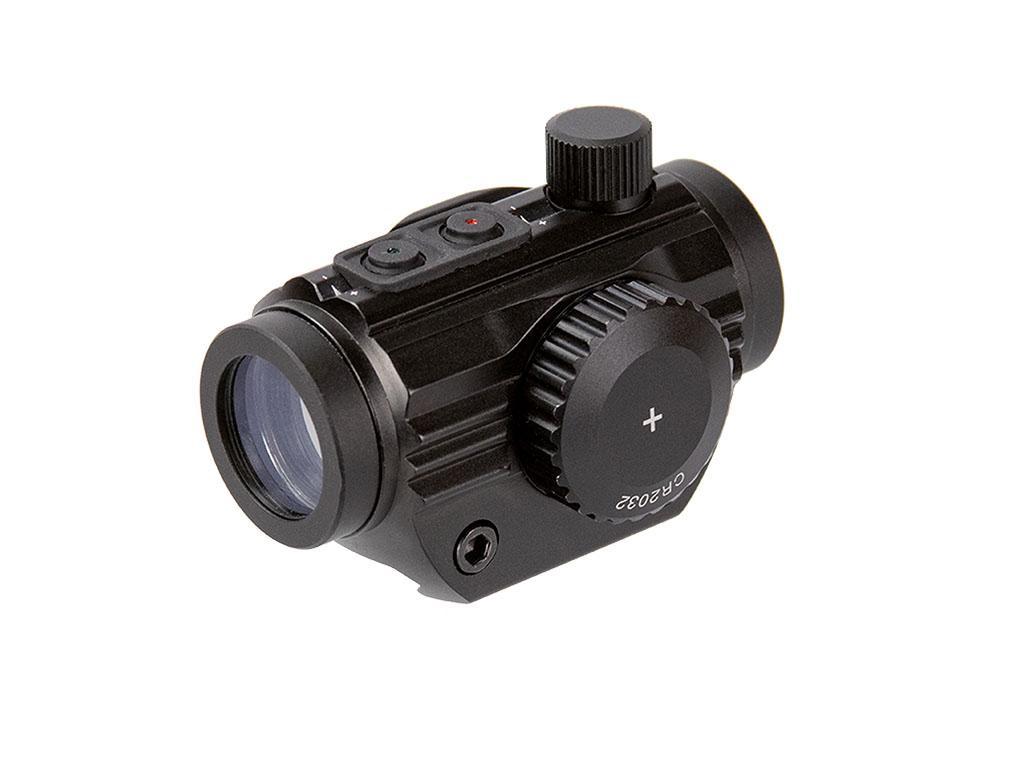 1x20mm Dual Illuminated 5 Moa Micro Dot Sight