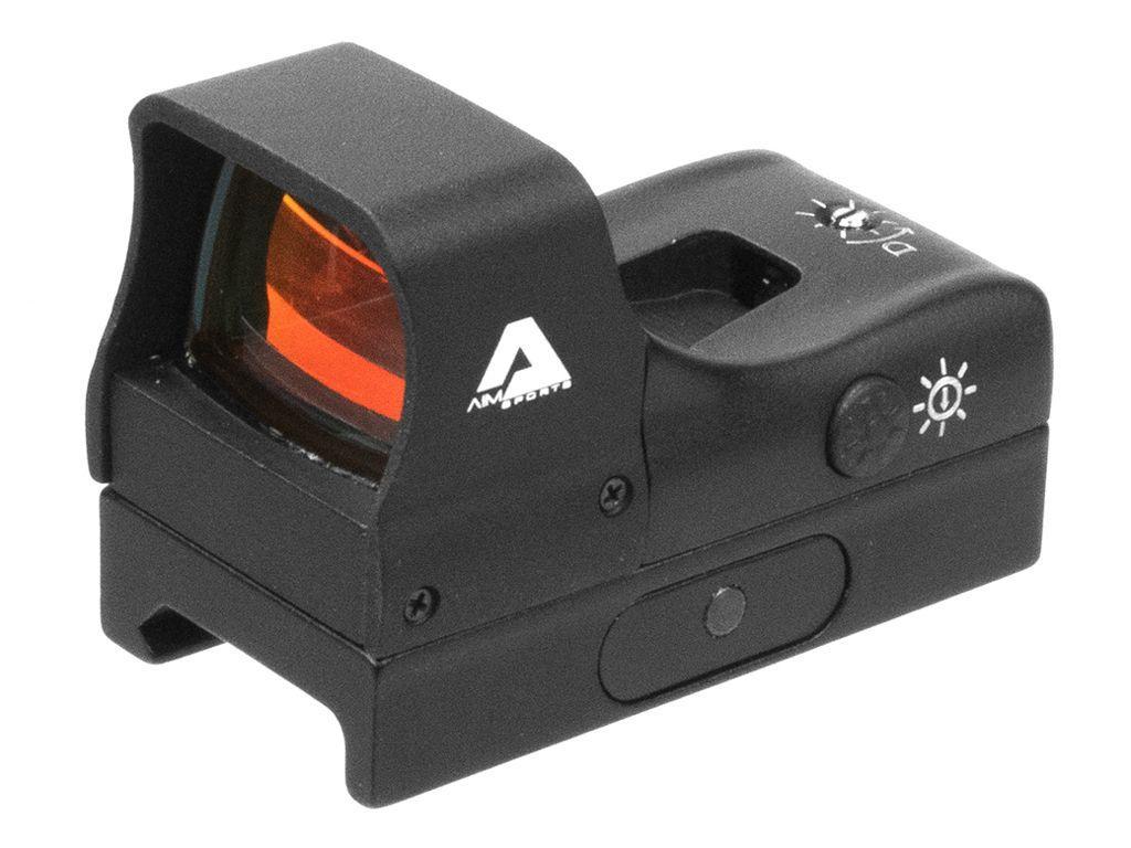 1x27mm Red Dot Compact Reflex Sight