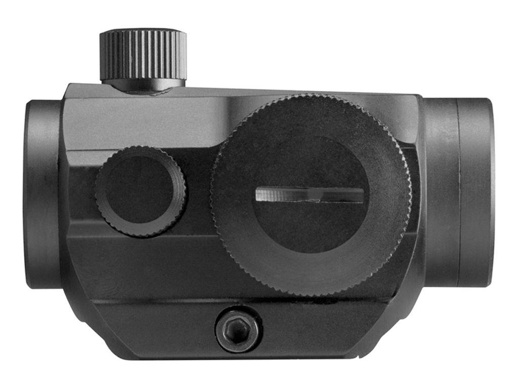 Dual-Illuminated 1x20mm Micro Dot Sight