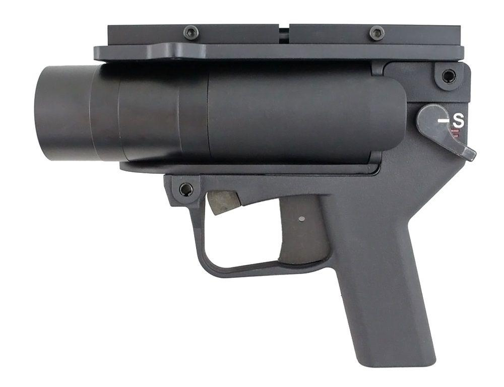 ASG Airsoft Grenade Launcher RIS Mount