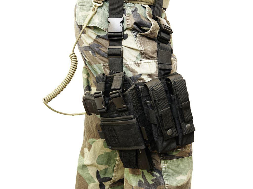 Strike Systems Airsoft Thigh Holster