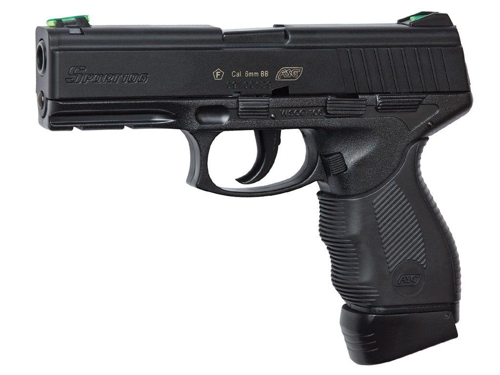 ASG Sport 106 CO2 Airsoft Pistol