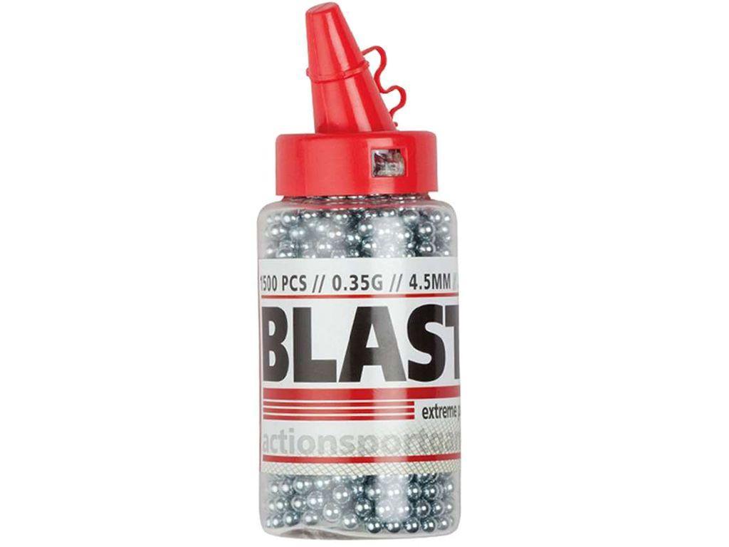 ASG Blaster .35g Steel BBs 1500-Pack
