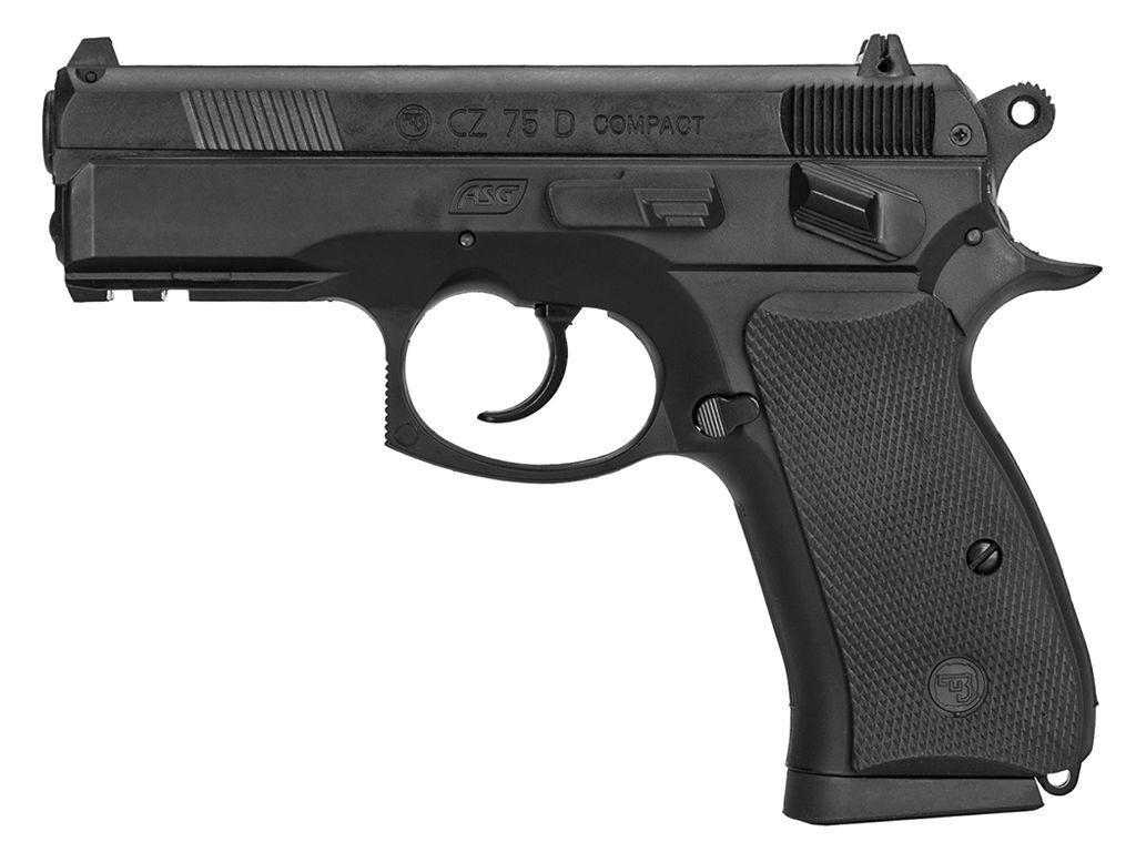 ASG CZ 75D CO2 BB Pistol