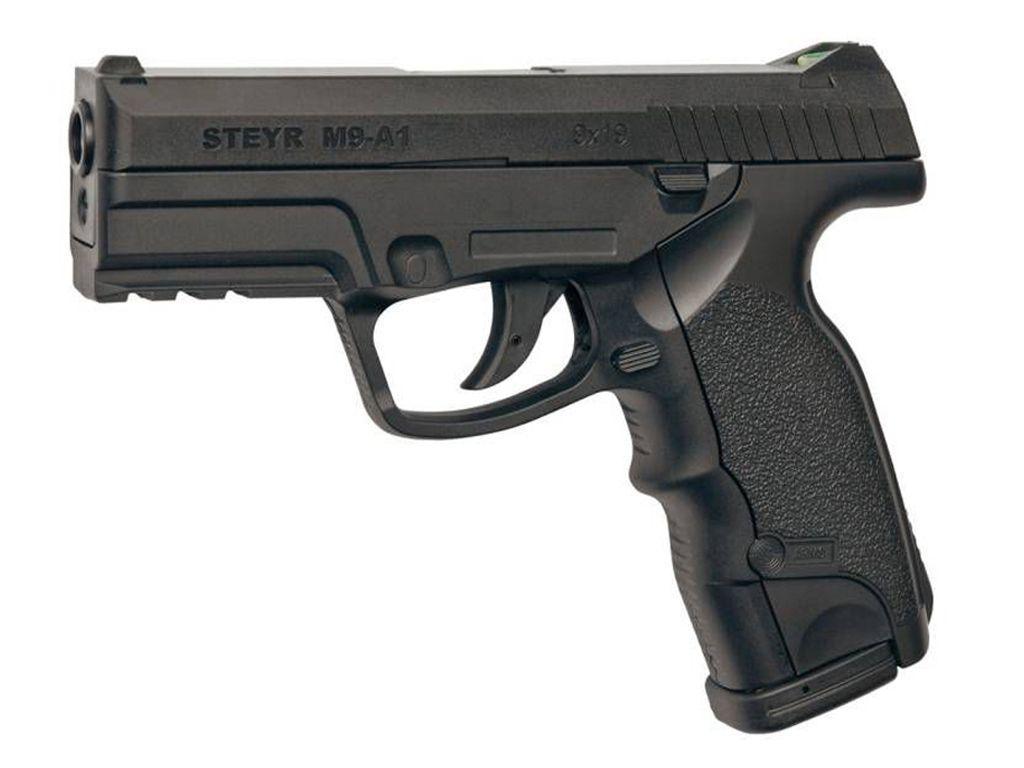 ASG Steyr M9-A1 CO2 NBB Airsoft Pistol