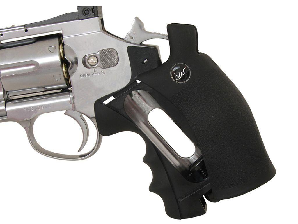 ASG Dan Wesson WG 4 Inch CO2 Airsoft Revolver