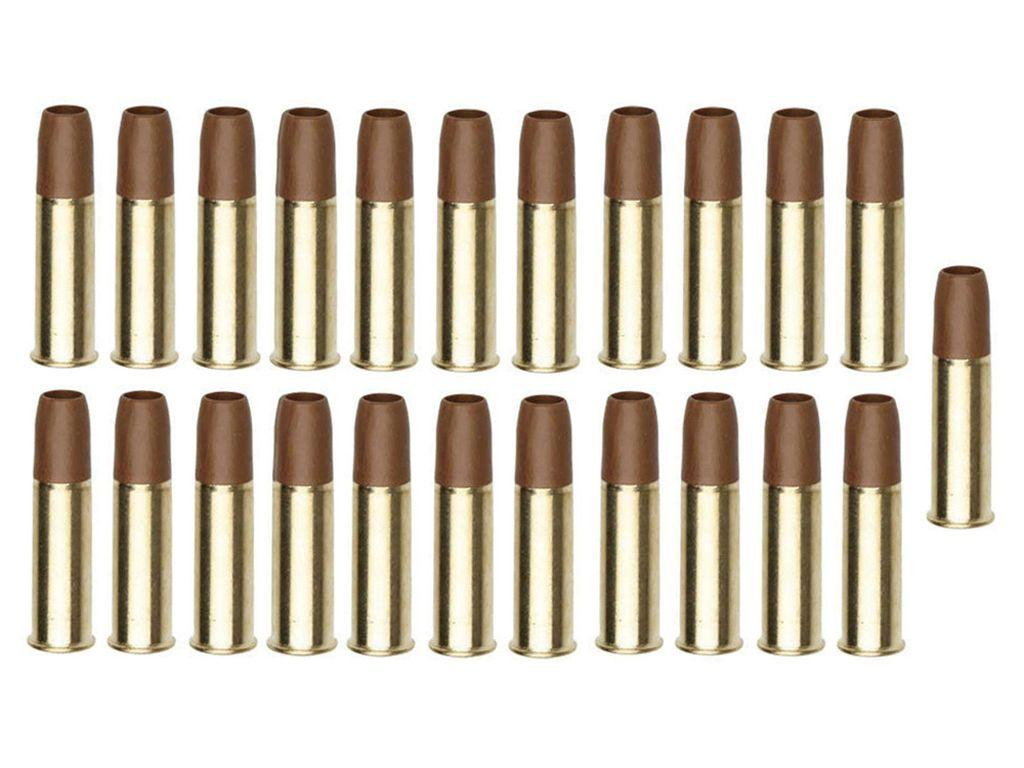 Dan Wesson 6mm Airsoft Revolver Cartridges 25pk