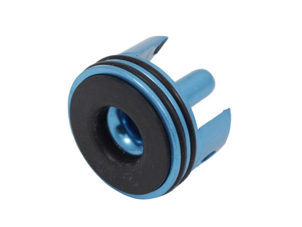 Blue Anodized Cylinder Head Aluminium Ver 2