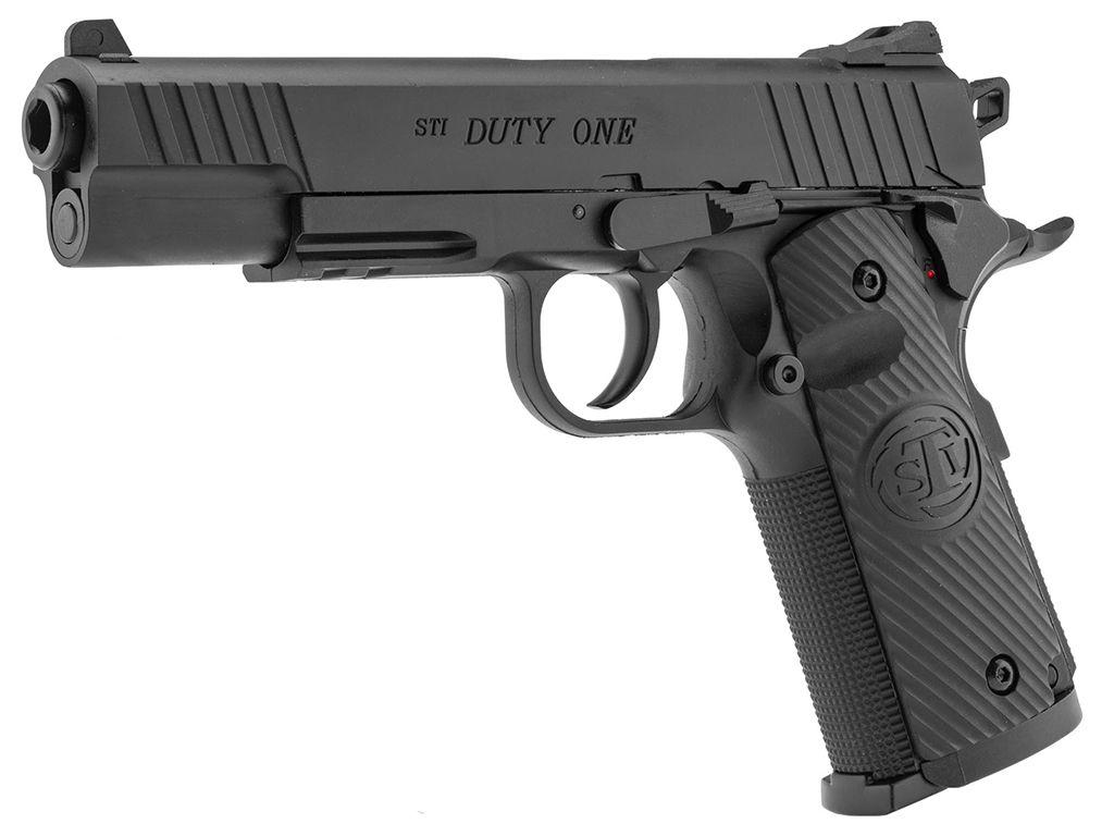 ASG STI Duty One 1911 CO2 NBB Airsoft Pistol