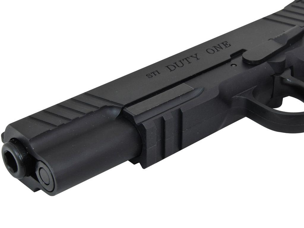 Asg sti duty one 1911 nbb airsoft pistol