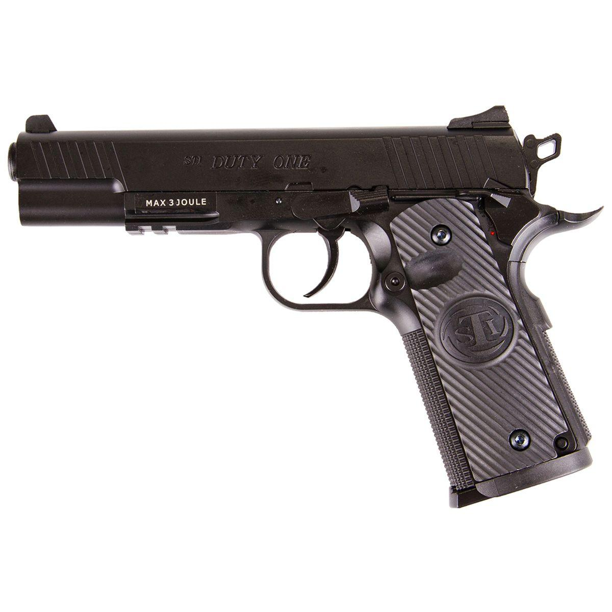 ASG Airsoft Pistol, GBB, CO2, STI DUTY ONE