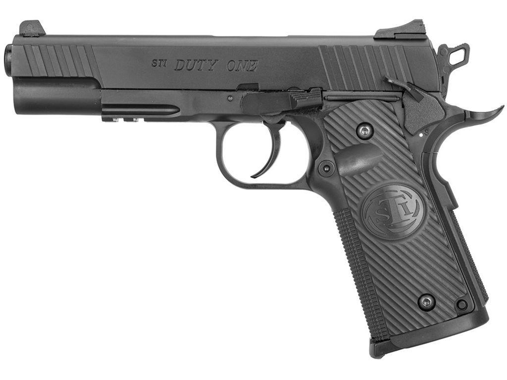ASG STI Duty One CO2 NBB Steel BB gun