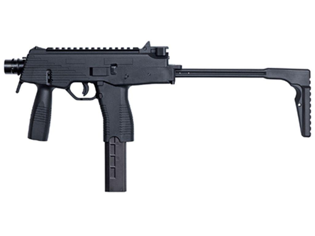 ASG MP9 A1  B-T Black Airsoft Machine Gun