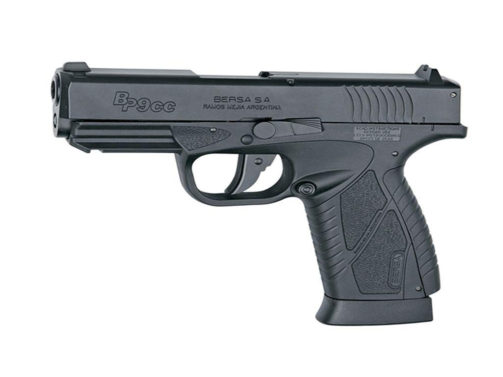 ASG Bersa BP9CC Non-Blowback BB Pistol