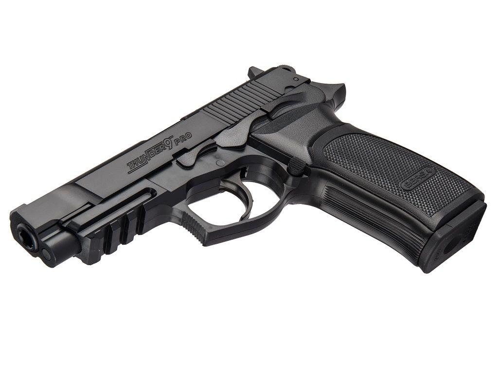 ASG 4 5Mm Bersa Thunder 9 PRO CO2 BB Pistol