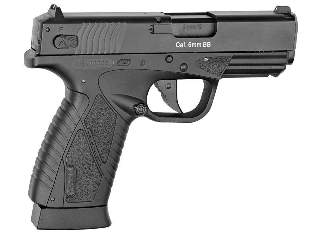 ASG Bersa BP9CC Airsoft Pistol