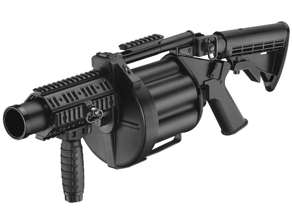 Six Shot Mgl Mk 1s Grenade Launcher Replicaairguns Ca