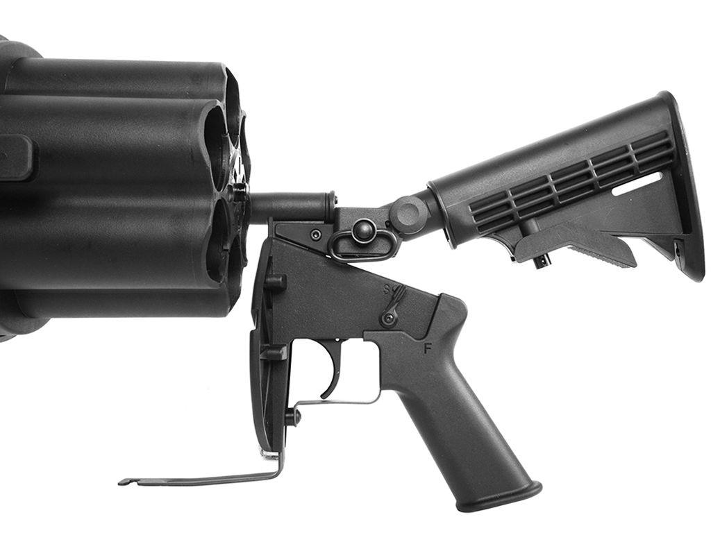 ASG MGL MK 1S Airsoft Grenade Launcher