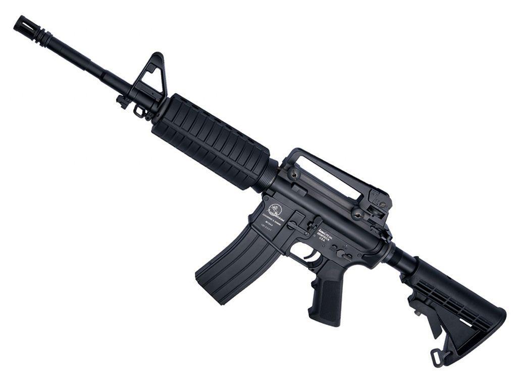 AEG PL Armalite M15A4 Carbine Airsoft Rifle - 360rd