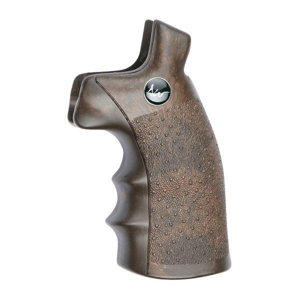 Dan Wesson Revolver Grip - Wood Style