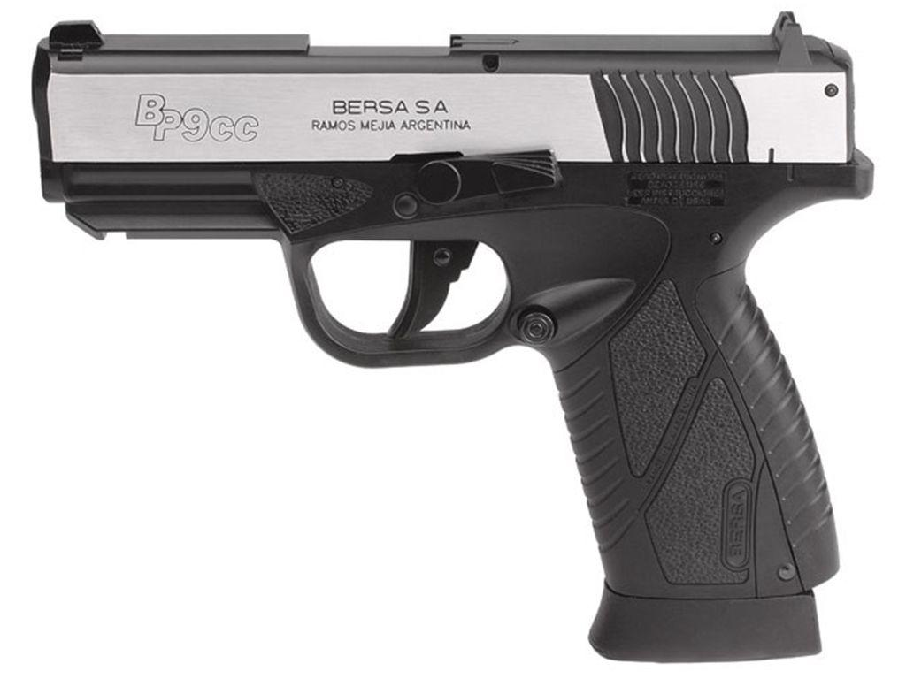 Bersa BP9CC CO2 Dual-Tone BB Pistol