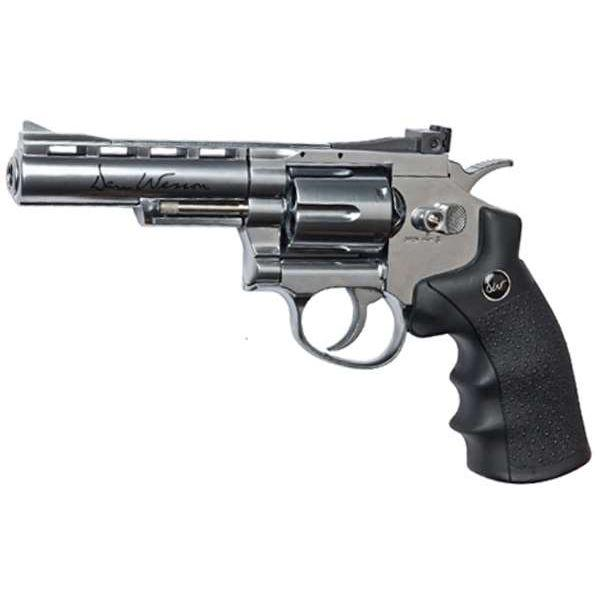 Dan Wesson MB-S Airsoft Revolver CO2 - 4 Inch