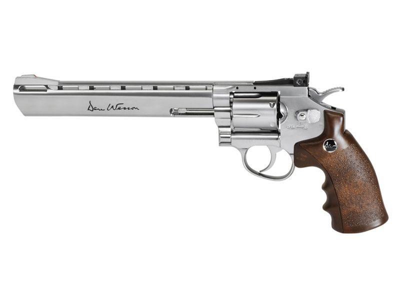 Dan Wesson GNB MB-L 8 Inch Airsoft Revolver