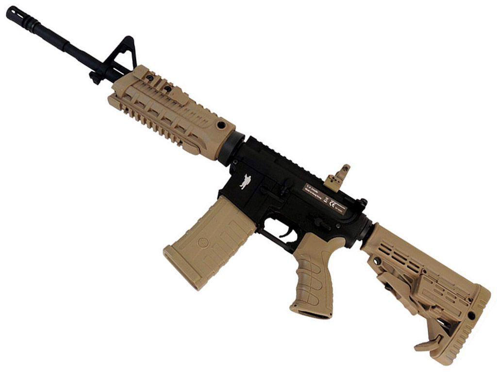 ASG Sportline CAA M4 Tan Airsoft Rifle