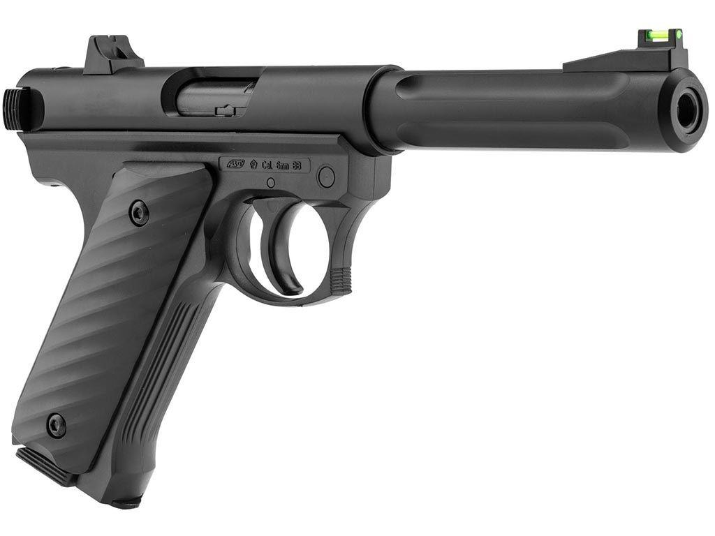 ASG Ruger MK II CO2 NBB Airsoft Pistol