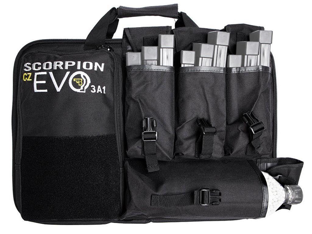 ASG Scorpion EVO 3A1 Airsoft Rifle Carry Bag