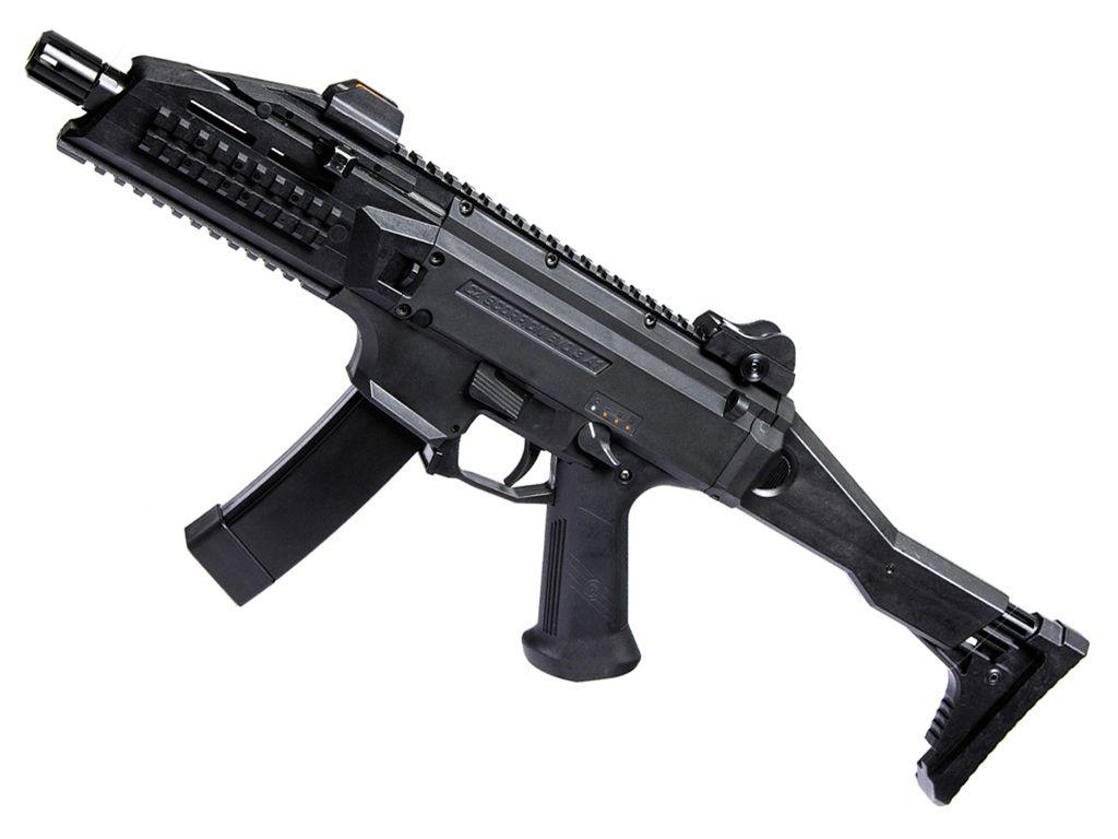 Asg Scorpion Evo 3 A1 Airsoft Rifle Replicaairguns Ca