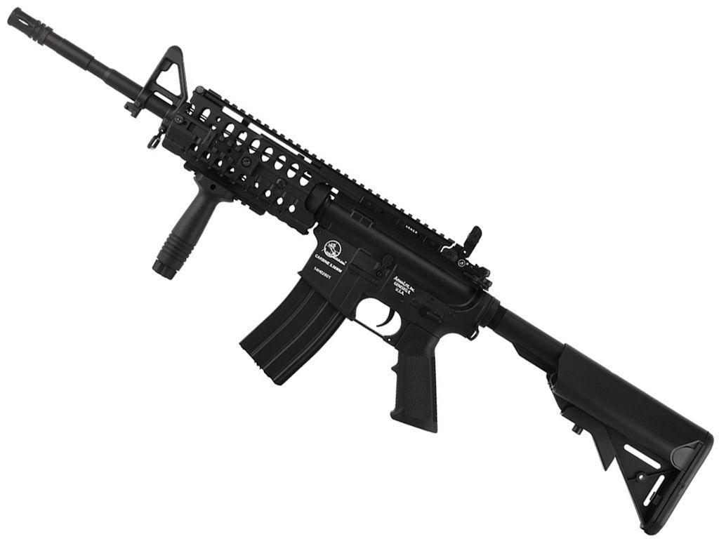 ASG M15 Armalite AEG Airsoft Rifle