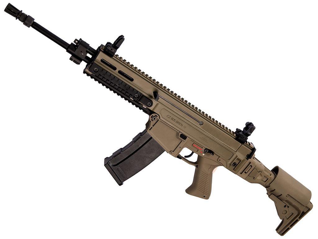 ASG CZ 805 BREN A1 Desert Airsoft Rifle