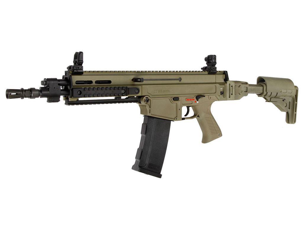 ASG CZ 805 BREN A2 Desert Airsoft Rifle