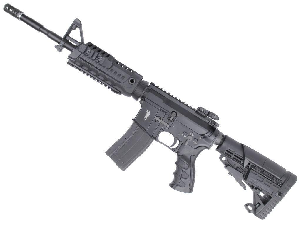 CAA M4 Carbine GBB Black Airsoft Rifle