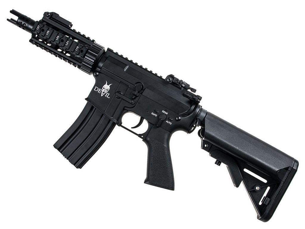 ASG DEVIL M15 Series AEG KeyMod Rifle
