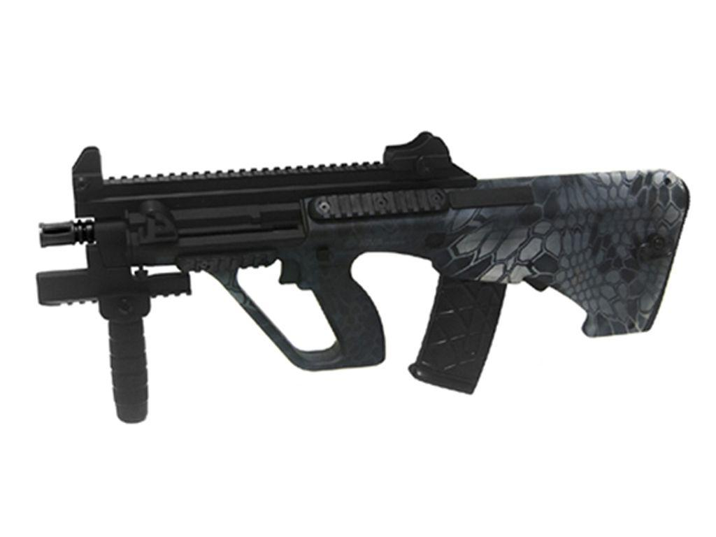 STEYR AUG A3 XS Com Black Camo Airsoft Rifle