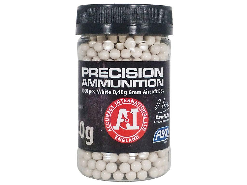 ASG Precision Ammunition Heavy 6mm Airsoft BBs