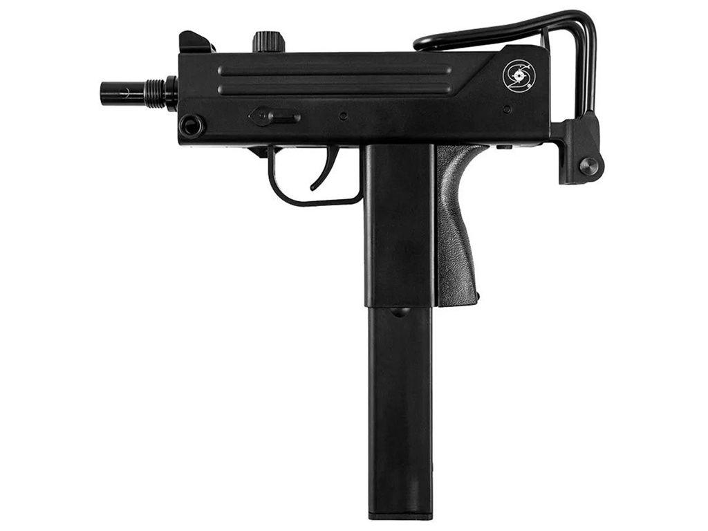 ASG Cobray Ingram Mac 11 CO2 NBB Steel BB