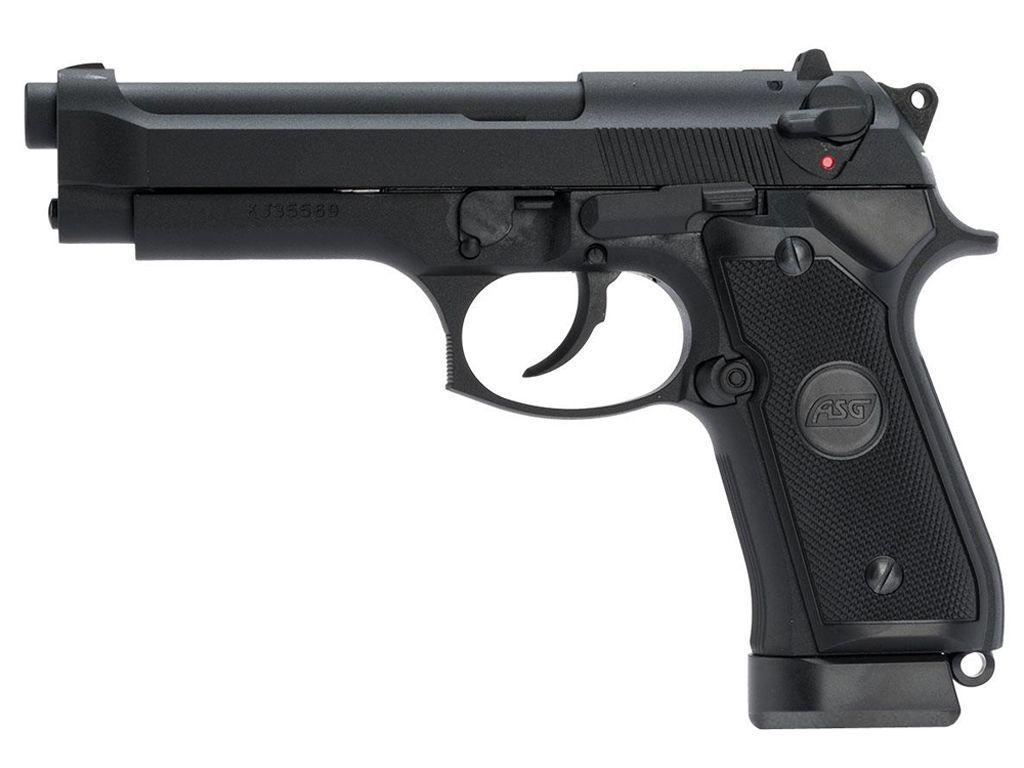 ASG X9 CO2 Blowback Steel BB gun