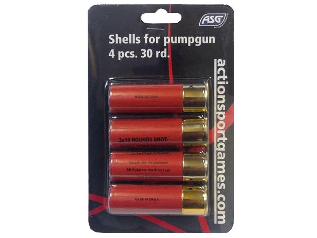 ASG 30rd Airsoft Shotgun Shells