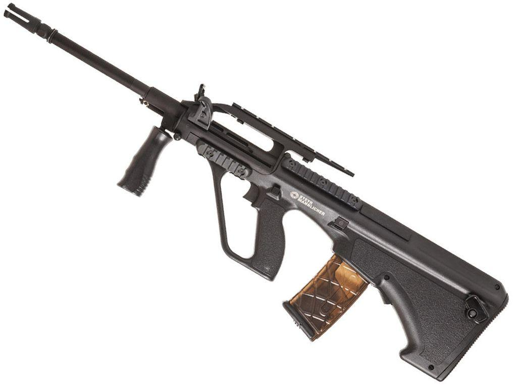 ASG Steyr AUG A2 Black AEG Rifle